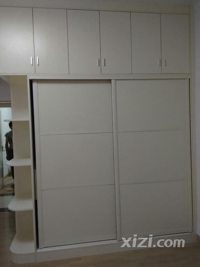 才是真,天使白免漆板衣柜