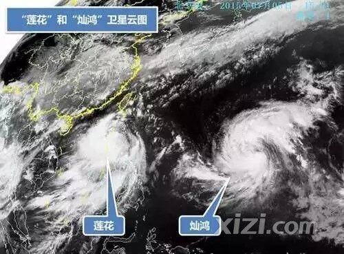 双台风来袭 惠州天气热成狗 连日雷阵雨来给你解暑
