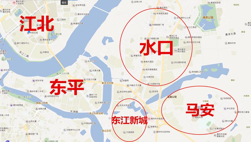 这里是惠州下一个腾飞的 风口 看完它发展的势头我信了