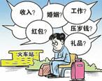 钱包加卡只剩3000元,这个春节要怎么过?