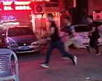 发生什么事?陈江一群人拿着刀往菜市场跑