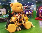 两人高的泰迪熊+台湾人气小吃,来惠州了!