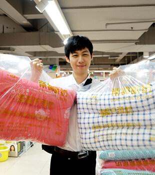 丽日超市又搞事情!1000多种商品只要9.9元