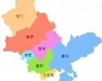 8月份惠州在售房价地图,买房必备攻略!