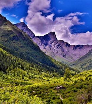 9天往返5286公里!川藏线上的美景来霸屏啦