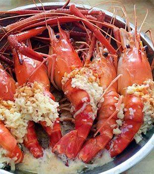 """鱼虾蟹齐聚一桌的独特""""骰宝""""味道,好过瘾"""