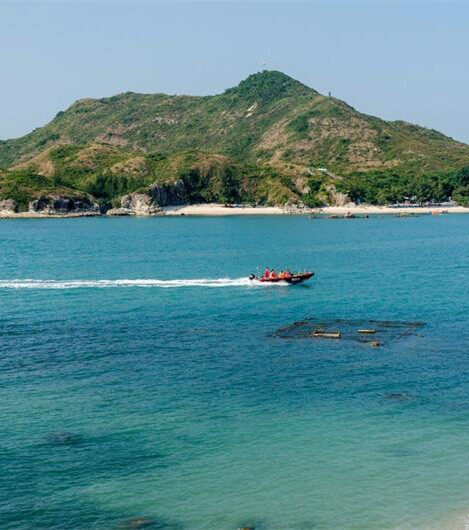 美!从淡水到刷洲岛,感受最原始的慢时光