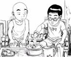 不得了!这个小伙画出了胶己人在惠州的生活