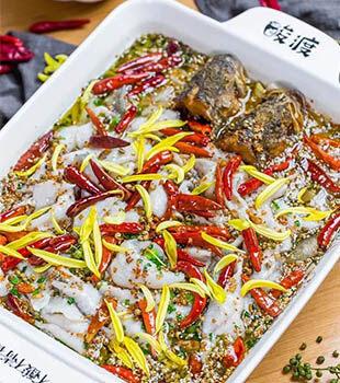 实力圈粉!江北这家店酸菜鱼三个月攻陷惠州