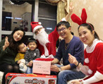 全城招募1000个小朋友!圣诞老人送礼进家