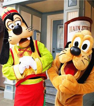 香港迪士尼乐园竟这个价!快带熊孩子去一波