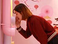 粉色轰炸,自带浪漫气息的桃花展来港惠啦!