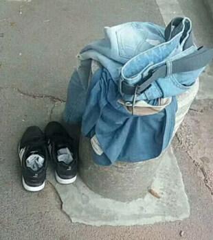 仲恺一男子没完成业绩,被罚在大街上裸奔?