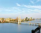 东江大桥实行拉链式通行可好?市民坐不住了