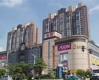 原来,永旺购物中心在惠州快十年了