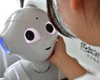 这机器人会跳小苹果?!