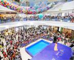 惊!惠州欢乐海湾开业当日客流突破30万!