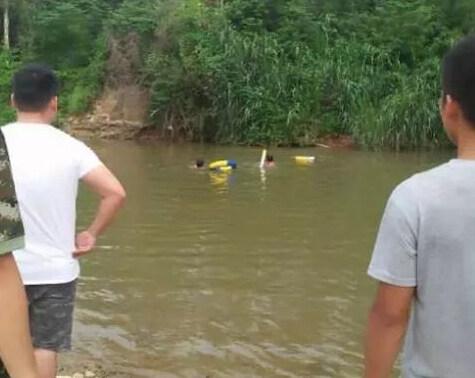 博罗17岁小伙不幸溺亡,游泳没带救生圈!