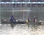 这群人长期在西枝江禁渔区非法捕捞,咋就没人管管?