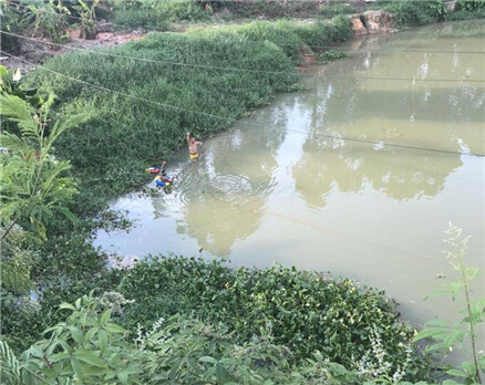 江北一66岁老人游泳不幸溺亡,救援队搜索5小时捞起