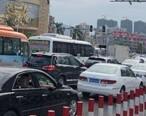 惠东县城好塞车啊!难道因为江南路在修路?
