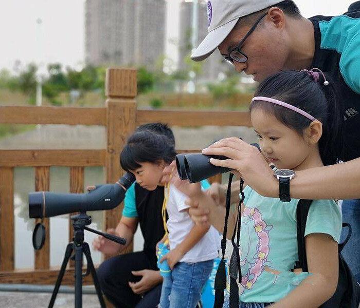 惠湾公益观鸟活动回顾,一张亲近大自然的免费门票