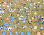 上百家庭野外合宿!这个亲子帐篷节很酷