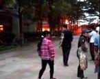 紧要!惠东一家私厂突发火灾,火势凶猛
