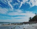 """惠东平海居然有叫""""飘雪湾""""的地方?好美"""