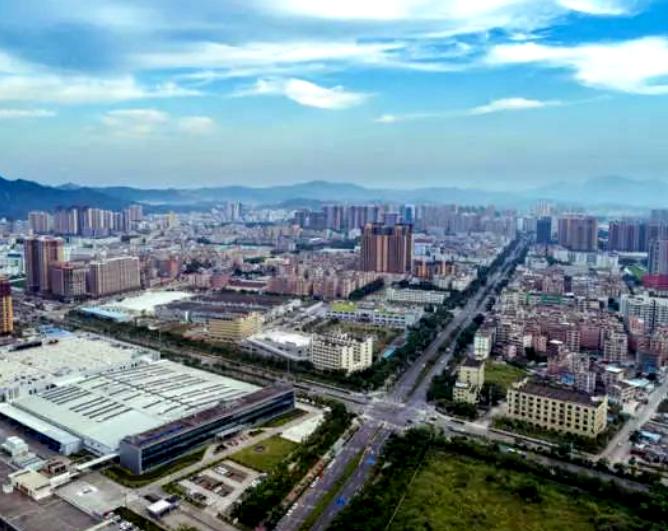 1025.7亿元!惠州第二个千亿级街道诞生了