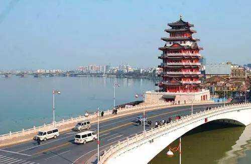 惠州2018年GDP达4103.05亿,增长了6%