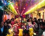 惠东平海正月十六好有气氛,各式各样的摆盘,还看到了蓝眼泪