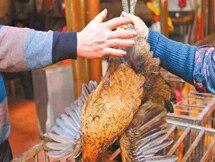 """4月13日起,淡水城区禁止活禽交易,买不到活鸡了。淡水人要进入""""生鲜鸡时代"""""""
