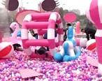 五一嗨翻天!百强房企携粉红猪团空降惠东