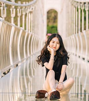 刺激!惠州也有3D玻璃橋了