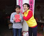 母亲节到了,惠州的困难母亲是怎么过节的