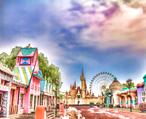惠州新增一个游乐园,还有保时捷免费试驾