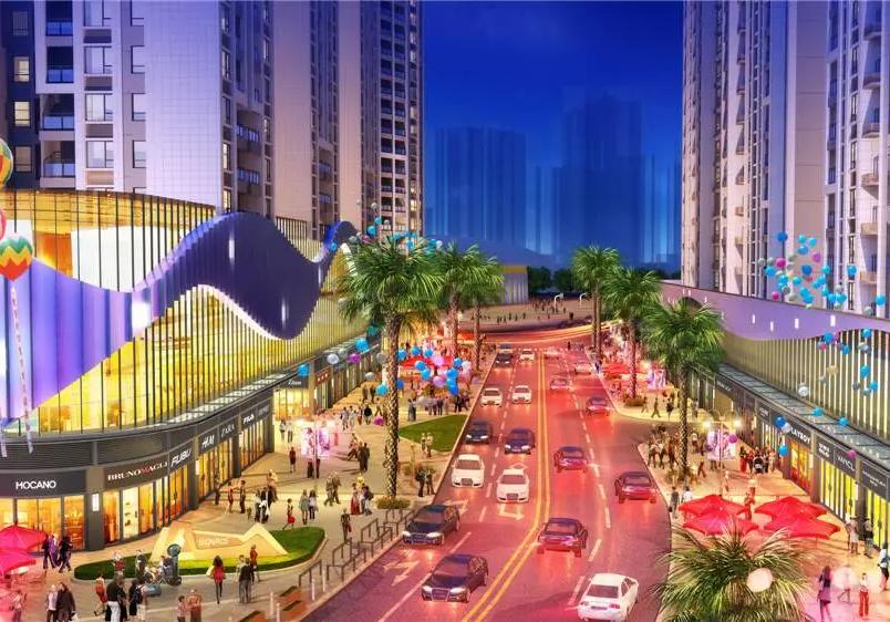 """惠州这里有望成为下一个""""深圳海岸城""""?"""