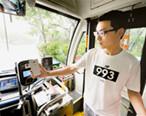 以后在惠东坐公交车可以直接微信支付了