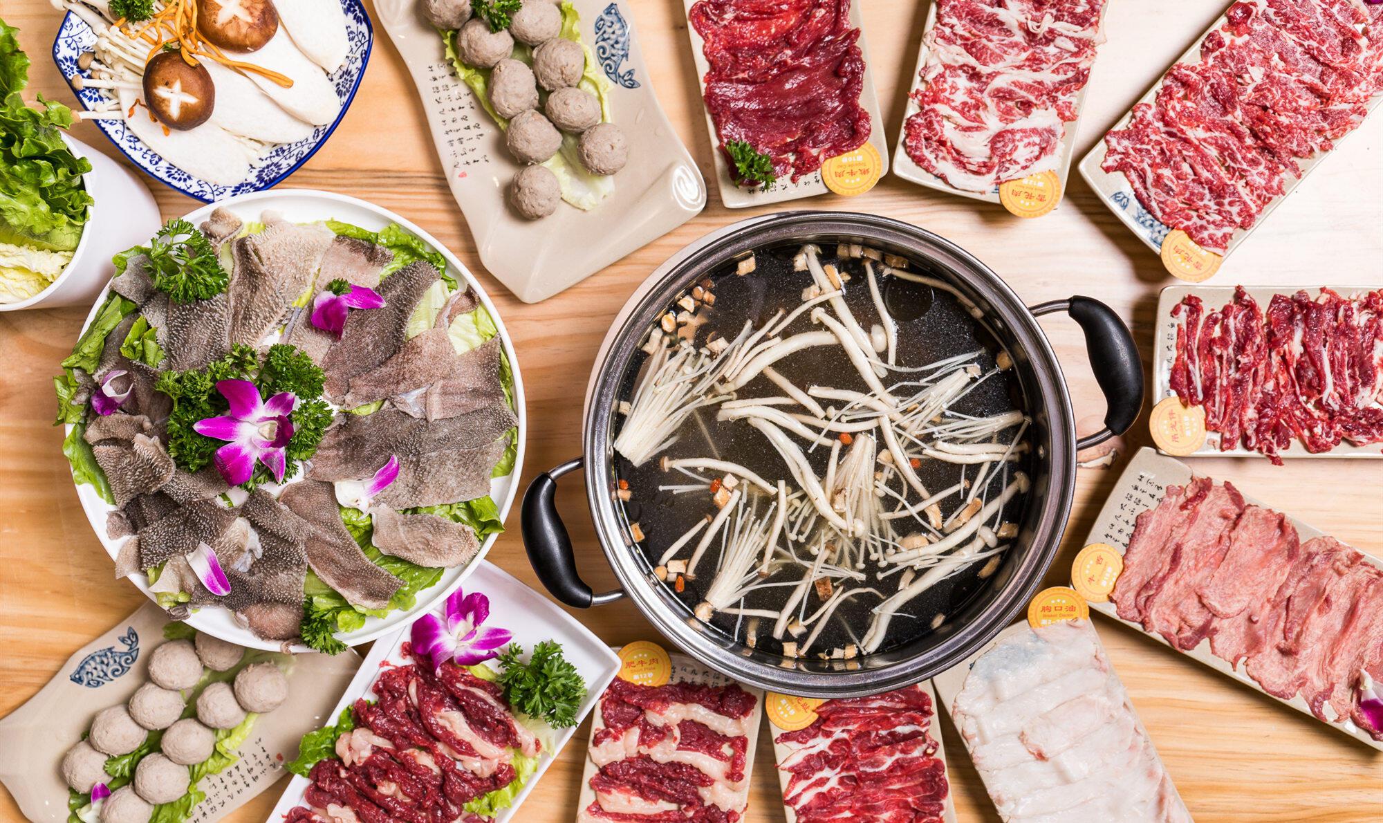 惠州首家360°回转全牛宴!现切牛肉通通18元