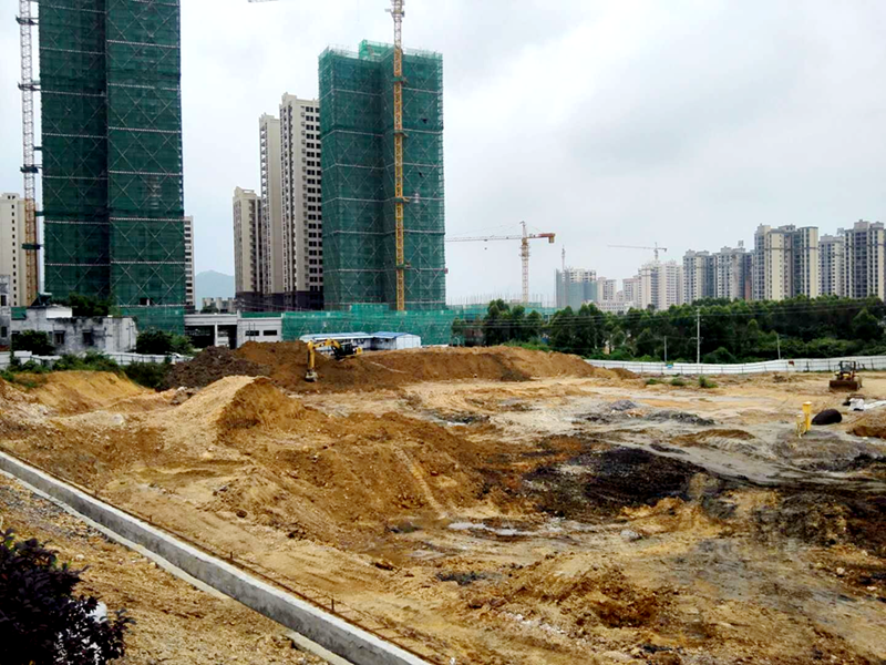 富庆实业4912万拿下龙门青溪村地块