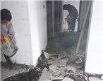 """惠州刘先生刚入住的新房,瓷砖下竟成了""""水池""""!"""