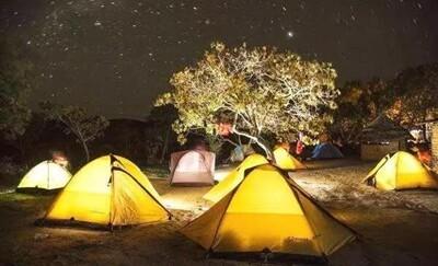 """假期来这里体验不一样的露营""""栖息"""""""