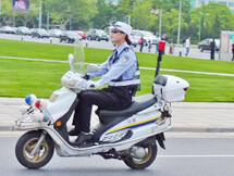 警号为X30716的惠东女交警,你在哪?