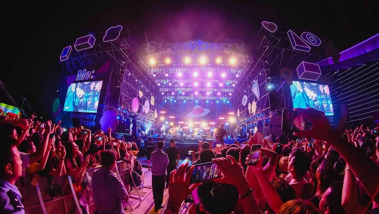 大牌乐队南拳妈妈来惠州这个音乐节啦!