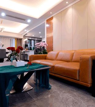 第三次裝修,惠州這對夫妻在家里建瑜伽室
