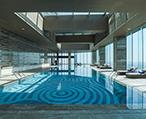 惠州首个46层空中泳池来了,堪比一线城市