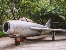 """惠州这个公园,有架""""战斗机""""!"""