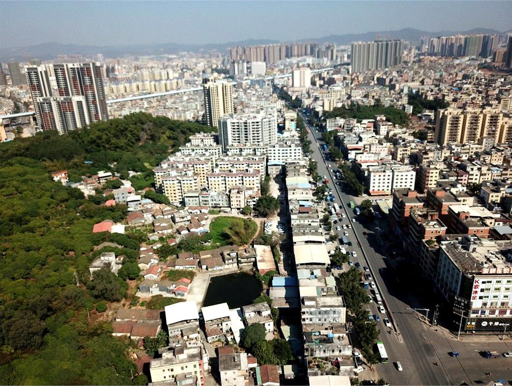 碧桂园4.8亿拿下仲恺近9万㎡城市更新地块