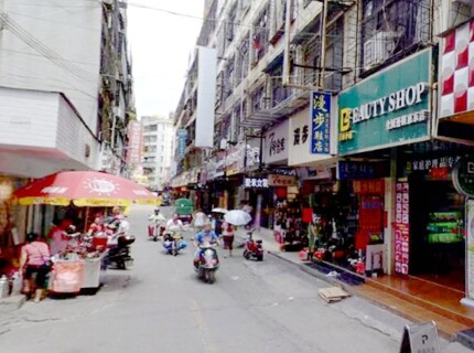 8月20日起,平山这些路实行单向交通组织